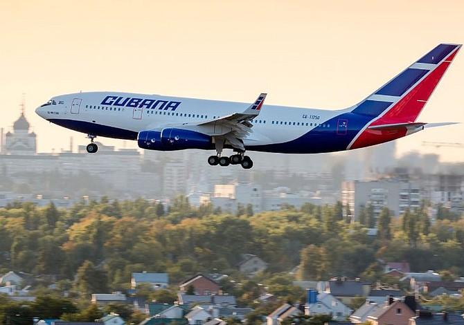 Cubana de Aviación suspende todos sus vuelos nacionales este verano