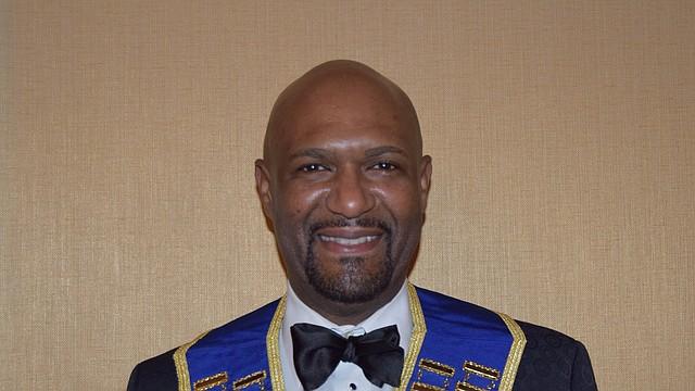 PRESIDENTE. Andrés Hayes es el primer presidente del Skal Club de origen afro-latino en la historia del capítulo de DC de la organización. | FOTO: Cortesía Skal Club