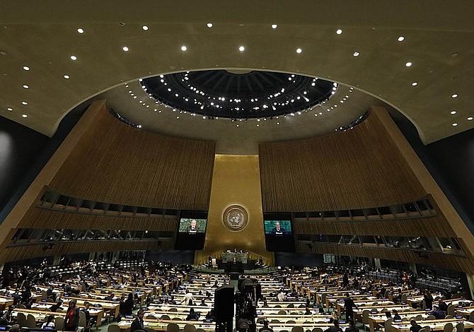 Dos latinoamericanas se disputan presidencia de la Asamblea General en la ONU