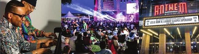 Empieza el DC Jazz Festival