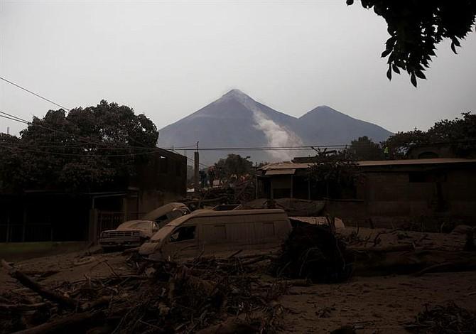 Registran sismo de magnitud 4,9 en Guatemala