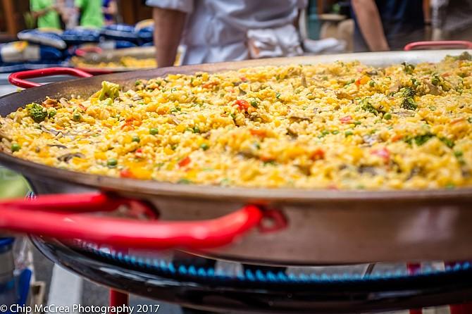 FOTO: Cortesía Taste of Reston