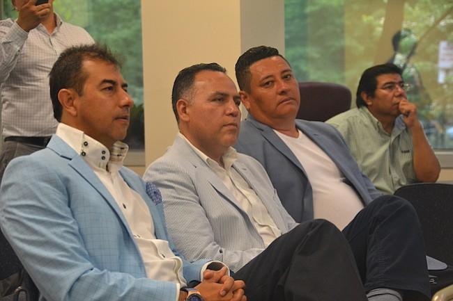 Cámara de Comercio Salvadoreña de Washington instruye sobre créditos