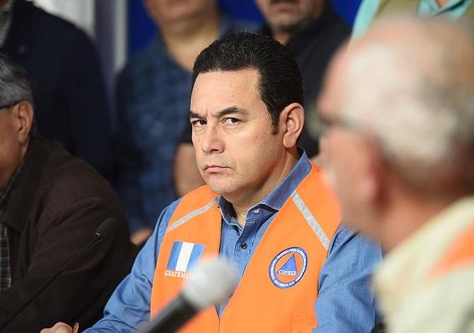 Guatemala iniciará plan de reconstrucción luego de la erupción del Volcán de Fuego