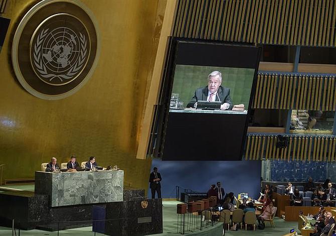 ONU pide a Estados Unidos detener separación de familias inmigrantes