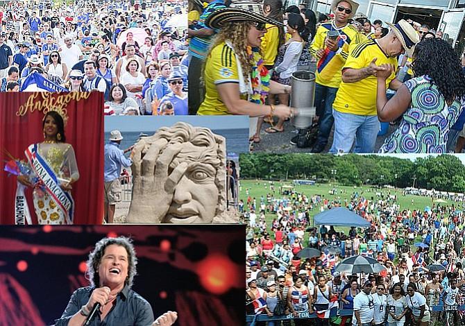Festivales y conciertos latinos que no te puedes perder este verano