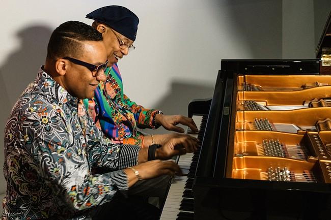 Chucho Valdés y Gonzalo Rubalcaba compartirán escenario en el DC JazzFest