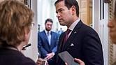 EEUU. Marco Rubio fue uno de los que firmó la carta
