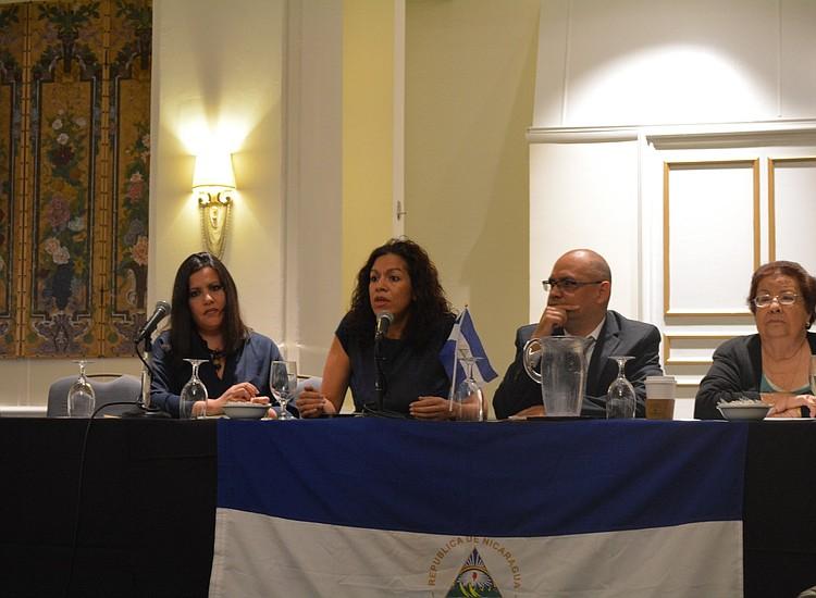 EEUU restringe visas a funcionarios involucrados en represión de manifestaciones en Nicaragua