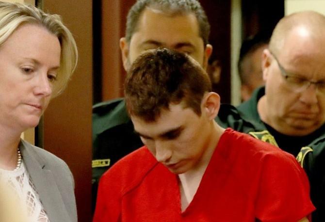 Abogados de Nikolas Cruz piden no divulgar la confesión grabada