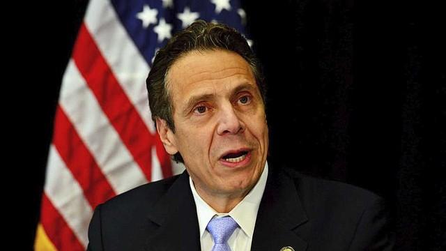 NYC. Gobernador de Nueva York Andrew Cuomo