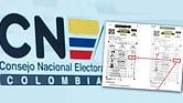 El CNE revisa denuncias de Petro sobre supuesto fraude en primera vuelta.