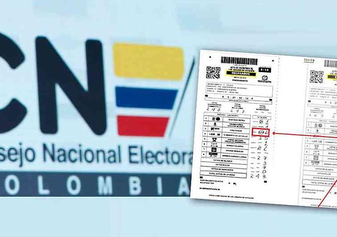 Colombia: El CNE revisa denuncias de Petro sobre supuesto fraude en primera vuelta