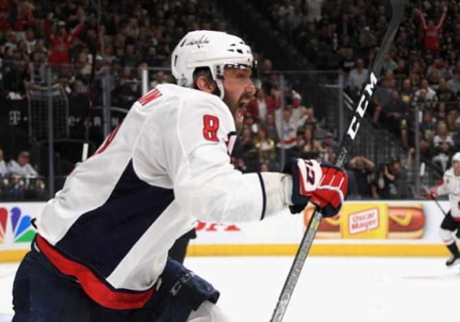Los Capitals obtienen su primera Stanley Cup