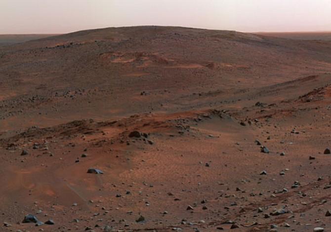 Nuevos descubrimientos en Marte hacen pensar en la existencia de vida