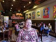 EMPRESARIA. Betty Reyes, copropietaria de El Tamarindo está en contra de la iniciativa.   FOTO: MILAGROS MELÉNDEZ PARA ETL