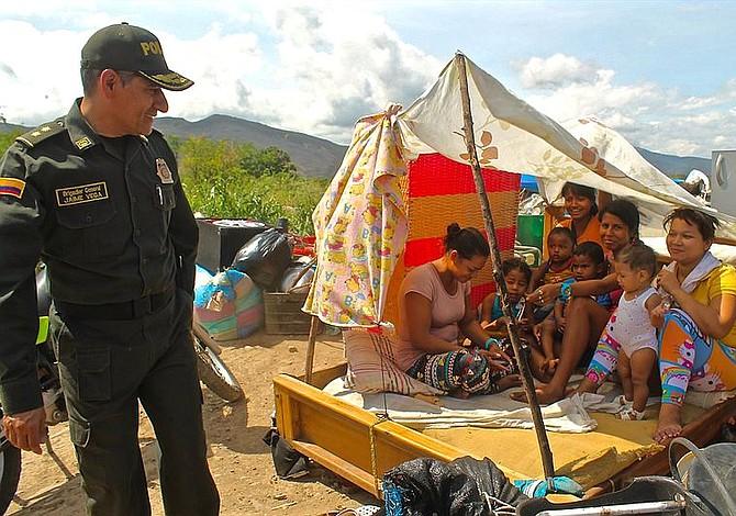 Solicitudes de asilo de venezolanos han aumentado 7.400% desde 2014