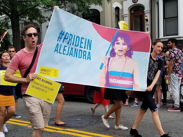 D.C. Desfile por el Mes del Orgullo