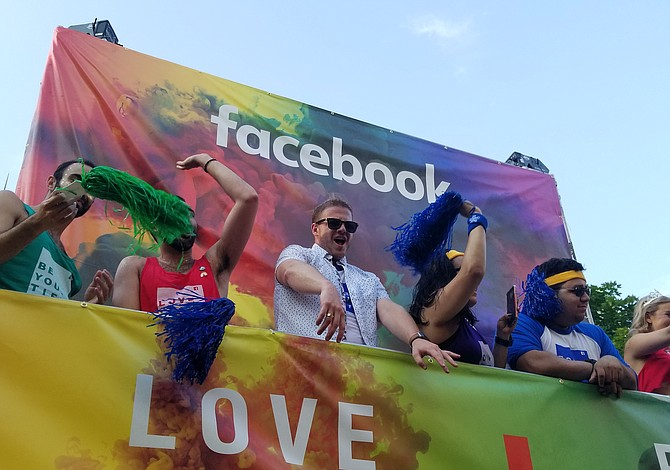 FOTOS | Así se vivió el Festival Anual del Orgullo LGBT en Washington D.C.
