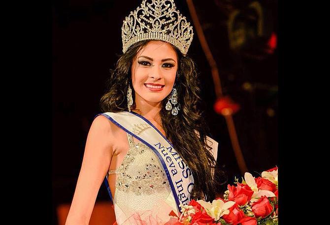 Miss Colombia Nueva Inglaterra 2017
