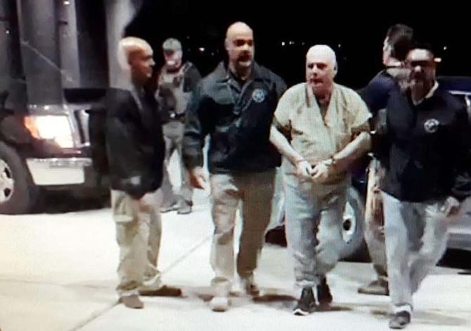 Martinelli llega a la cárcel El Renacer, donde estuvo preso Noriega