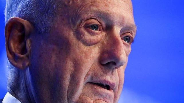 Estados Unidos no descarta la retirada de sus tropas de la península de Corea, según James Mattis