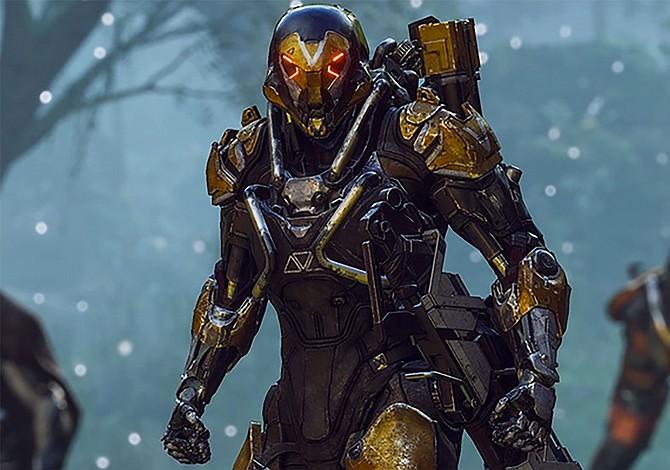 """Electronic Arts presume de """"Anthem"""" y """"Battlefield V"""" en la antesala de la E3"""