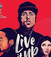 """La FIFA dio a conocer """"Live It Up"""" como el tema oficial del Mundial Rusia 2018."""