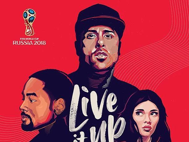 NickyJam, Will Smith y Efra Istrefi interpretan tema oficial del Mundial