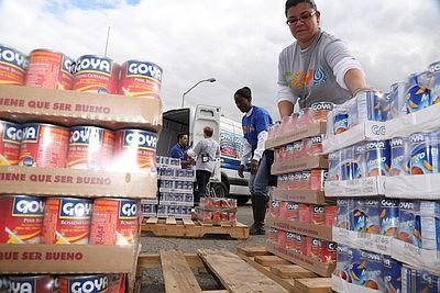 La donación es parte de Goya Gives, una iniciativa nacional comprometida a promover y apoyar el bienestar general de las comunidades a través de la responsabilidad social, las iniciativas ambientales y los valores de la compañía.