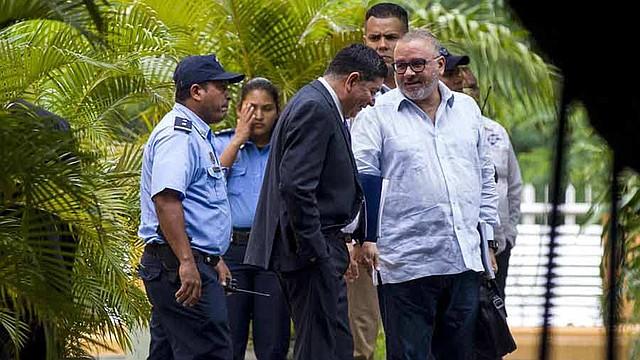 CORRUPCIÓN. Ex presidente de El Salvador Mauricio Funes