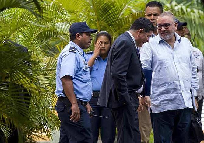 El Salvador comenzó los trámites para investigar a la Interpol por caso Funes