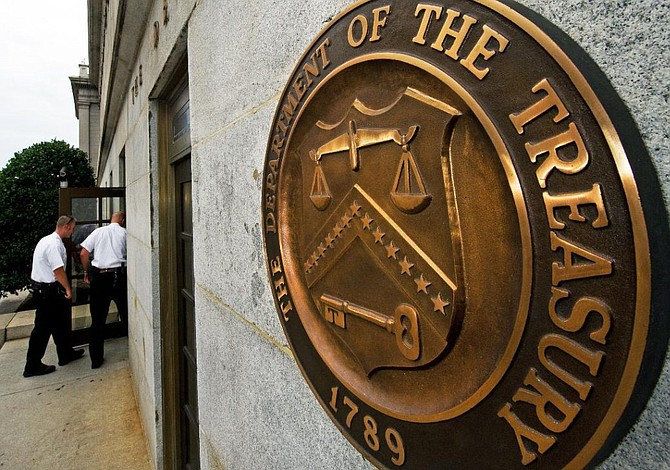 EEUU registra déficit federal de 149 millones de dólares en mayo, según el Departamento del Tesoro