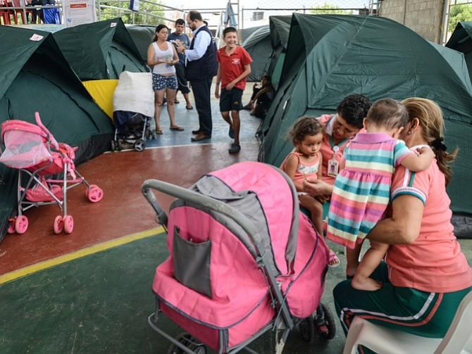 COLOMBIA. Miles de venezolanos han cruzado la frontera a territorio colombiano