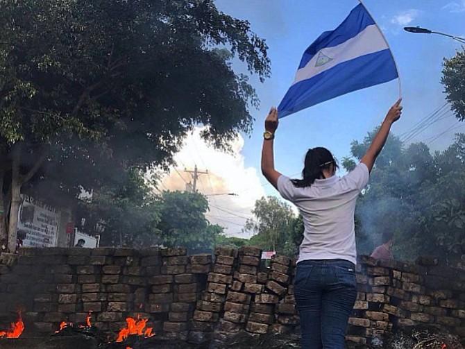NICARAGUA. Se espera una toma de calle masiva