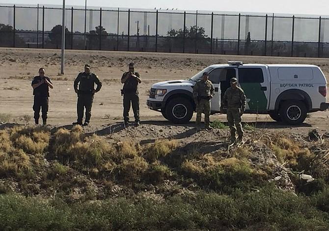 Agente de la Patrulla Fronteriza es herido de bala en Arizona