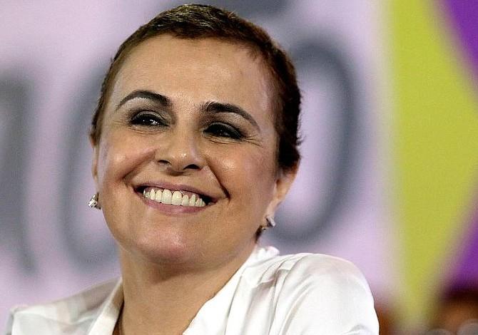 Policía de El Salvador sin capturar a la exprimera dama Vanda Pignato