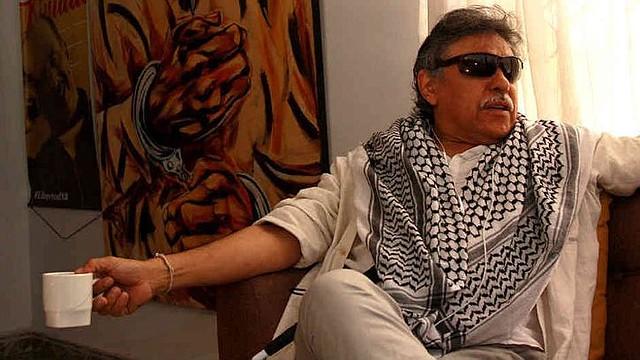 COLOMBIA. Jesús Santrich, exjefe guerrillero