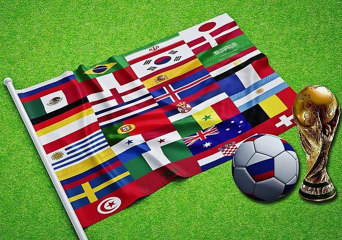 Horario completo del Mundial de Fútbol y dónde puedes verlo por TV y online