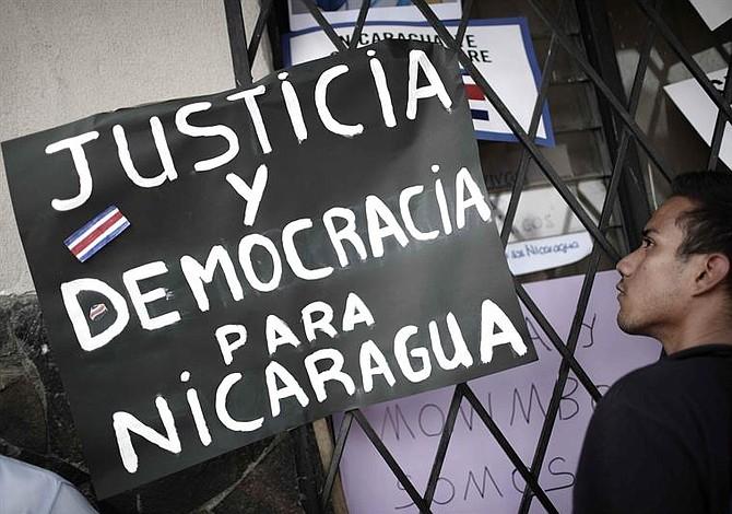 Empresarios nicaragüenses se unen mañana a paro nacional de 24 horas
