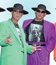 LOS GARCIA BROTHERS.