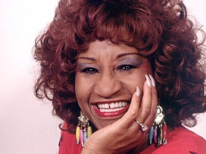 El cineasta se siente honrado de participar en este tributo a Celia Cruz.