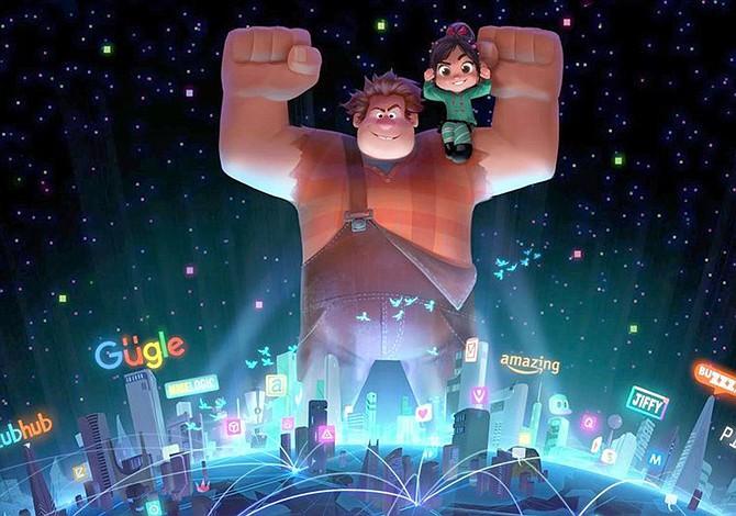 """Disney se sumerge en las entrañas de la red en """"Wreck-It Ralph 2"""""""