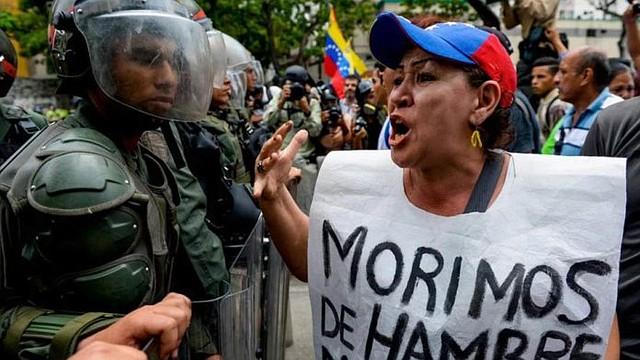 """VENEZUELA. El 56 % de los niños de Venezuela sufrió el pasado año de """"déficit nutricional"""""""