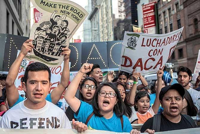 Republicanos considerarían recortes a la inmigración legal