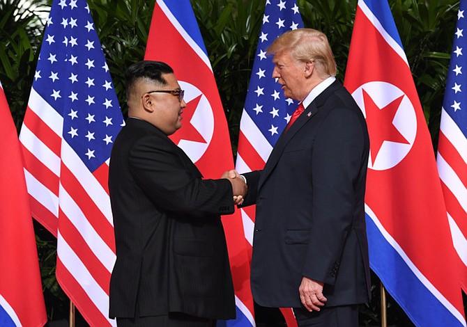 Pompeo inicia la agenda diplomática para activar los acuerdos de la cumbre