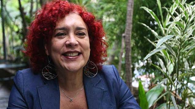 VENEZUELA - Diputada venezolana opositora, Tamara Adrián
