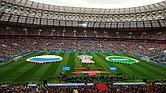 FÚTBOL. Ceremonia inaugural de la Copa del Mundo