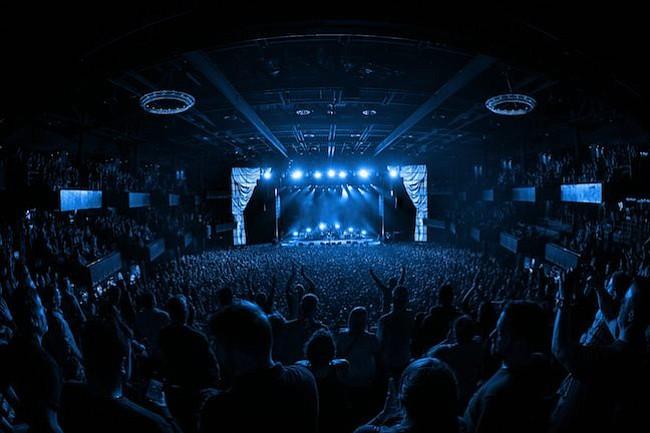 MODERNO. The Anthem es la sala de conciertos más moderna y con tecnología avanzada en Washington, DC.