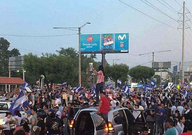 Cuatro nuevos muertos en jornada de paro nacional en Nicaragua
